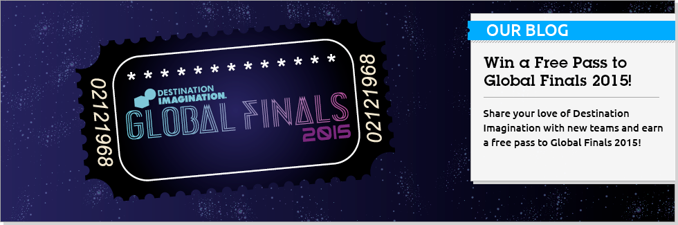 Win a Free Pass to Global Finals 2015